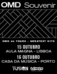 OMD - 40 Years Greatest Hits