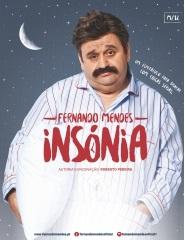 INSÓNIA - Com Fernando Mendes