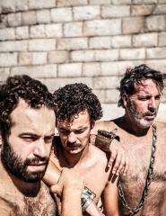 Os Inimigos da Liberdade - Peça para três escravos
