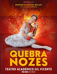 O Quebra-Nozes — Russian Classical Ballet