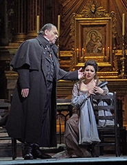 MET OPERA LIVE IN HD - TOSCA