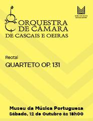 QUARTETO OP. 131 – Recital OCCO