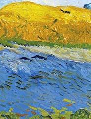 Cinema nas Ruínas | Van Gogh, Entre o Trigo e o Céu