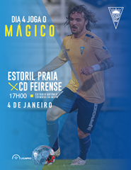 Estoril Praia – CD Feirense