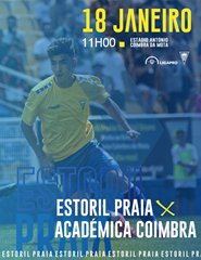 Estoril Praia– A. Académica