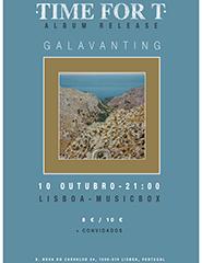 Time for T apresentam Galavanting *02101019*