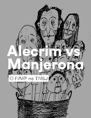 O FIMP no TNSJ - Alecrim vs Manjerona