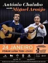 António Chainho convida Miguel Araújo