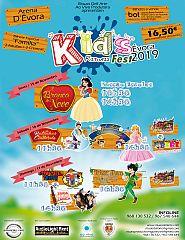 Kids Rituais Fest Évora - Bilhete Diário