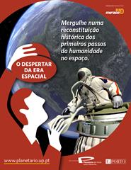 Planetario do Porto - O Despertar da Era Espacial