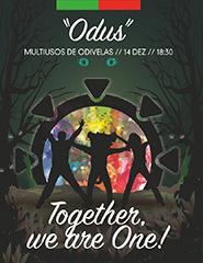 Espetáculo Odus - Federação de Ginástica de Portugal