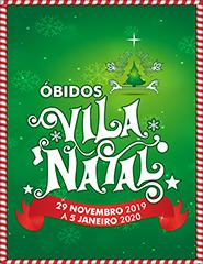 Óbidos Vila Natal - 2019
