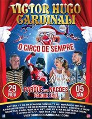 Circo Victor Hugo Cardinali – O Circo de Sempre!