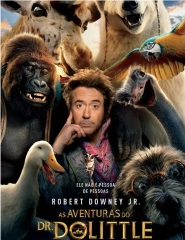 As aventuras do Dr.Dolittle