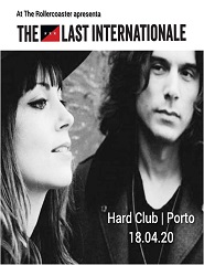 THE LAST INTERNATIONALE | Hard Club