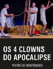 Os 4  Clowns do Apocalipse