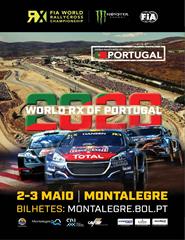 FIA World Rallycross Championship / Portugal / Montalegre 2020