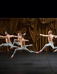 CCN Ballet de Lorraine-Merce Cunningham Petter Jacobsson &Thomas Caley