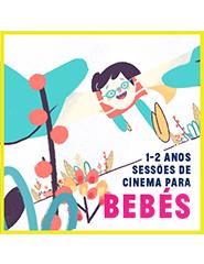 EXTENSÃO FESTIVAL PLAY I CINEMA PARA A INFÂNCIA DOS 0 AOS 2 ANOS