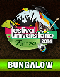 Festival Universitário 2014 - Bungalow