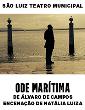 ODE MARÍTIMA de Álvaro de Campos