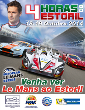 European Le Mans Series – Circuito do Estoril – Bilhete de Padock