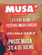 Festival MUSA Cascais 2015 | Passe