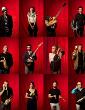 REAL COMBO LISBONENSE apresenta Carmen Miranda