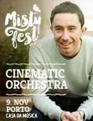 THE CINEMATIC ORCHESTRA MISTY FEST