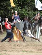 Guerreiro por um dia - Bihetes Experiência - Viagem Medieval 2015