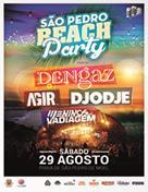 São Pedro Beach Party