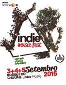 INDIE MUSIC FEST 2015-Bilhete Diário
