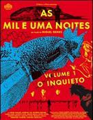 Cinema | AS MIL E UMA NOITES | VOL.1: O INQUIETO