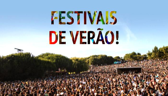 FESTIVAIS DE VERÃO