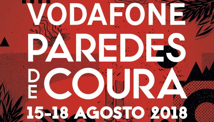 Entrevista com o Vodafone Paredes de Coura