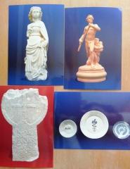 Postal espólio Museu Municipal Leonel Trindade