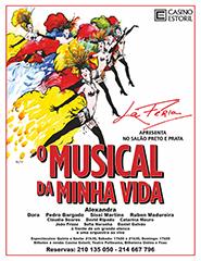 O MUSICAL DA MINHA VIDA - Plat. Superior