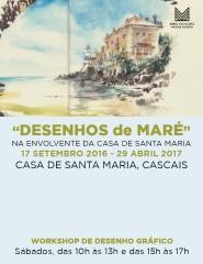 """""""DESENHOS de MARÉ"""""""
