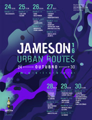 Passe Diário 29 Out Jameson Urban Routes