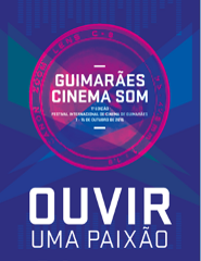 GUIMARÃES CINEMA SOM 5 CURTAS