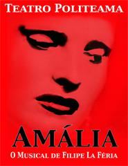 Musical Amália - PLATEIA/1ªTRIB