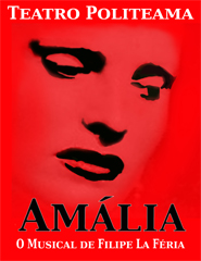 Musical Amália - 1º BALCÃO