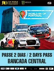 FIA Rallycross Central 2Dias/2Days