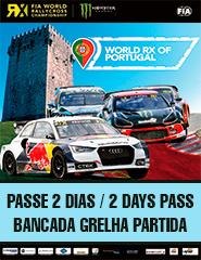 FIA Rallycross GrelhaPartida 2Dias/2Days