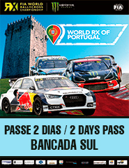FIA Rallycross Bancada Sul 2Dias/2Days