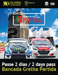 FIA 2018 | GrelhaPartida 2Dias/2Days