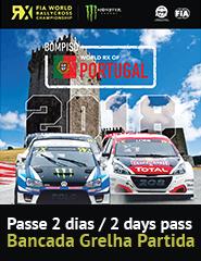 FIA 2018 | GrelhaPartida 2Dias/2Days