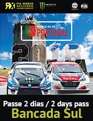 FIA 2018 | Bancada Sul 2Dias/2Days