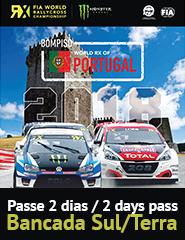 FIA 2018 | Bancada Sul Terra 2Dias/2Days