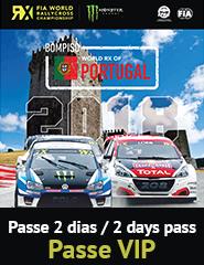 FIA 2018 | PASSE VIP 2Dias/2Days